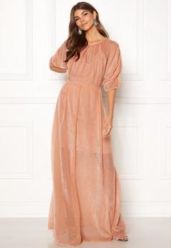 DAGMAR Adrienn Dress Powder Bubbleroom.fi