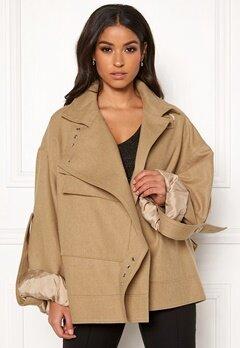 DAGMAR Jaqueline Jacket Camel Bubbleroom.fi