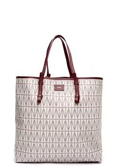DAGMAR Shopping Bag Light Grey Bubbleroom.fi