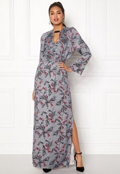 DAGMAR Vara Dress Flower Print Bubbleroom.fi