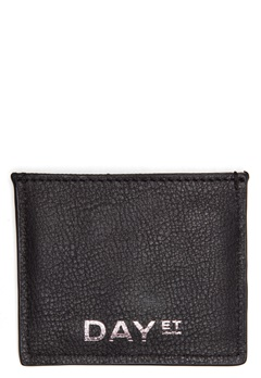 Day Birger et Mikkelsen Day Patch Card Holder 12000 Black Bubbleroom.fi
