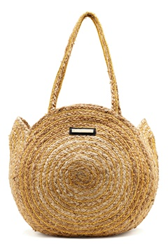 DAY ET Day Straw Round Bag Natural Bubbleroom.fi