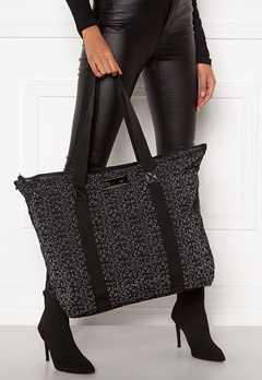 DAY ET Day GW Shimmer Bag 14001 Gun Metal Bubbleroom.fi