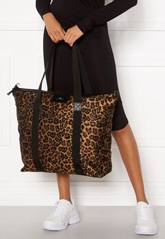DAY ET Day Gweneth Leopard Bag 15001 Copper Bubbleroom.fi