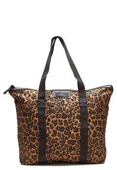 DAY ET Day Gweneth Leopard Bag 15001 Copper Bubbleroom.fi