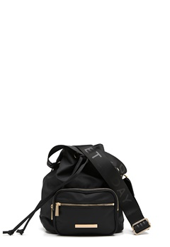 DAY ET Day Logo Band Bucket Bag Black Bubbleroom.fi