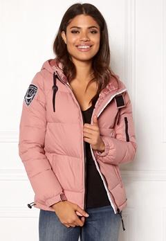 D.Brand Eskimå Jacket Dusty Pink Bubbleroom.fi