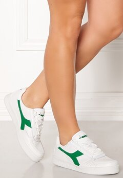 Diadora B. Elite Shoes White/Jelly Bean Bubbleroom.fi