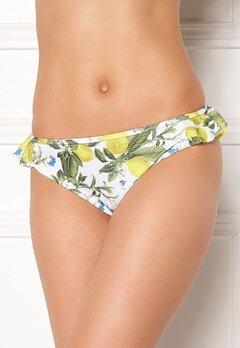 Dorina Pacifica Bikini Brief White/lemon Bubbleroom.fi