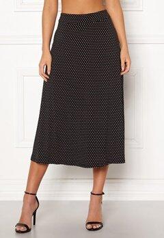 Jacqueline de Yong Dotta Skirt JRS Black Bubbleroom.fi