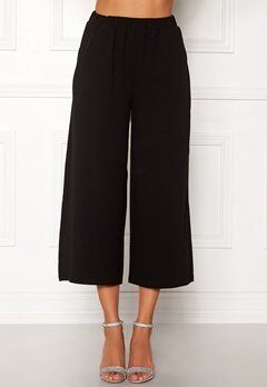 Dr. Denim Abel Trousers Black Bubbleroom.fi