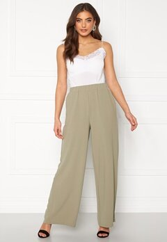 Dr. Denim Bell Trousers Green Agate Bubbleroom.fi
