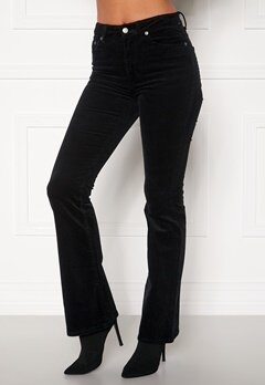 Dr. Denim Dallas Black Cord Bubbleroom.fi