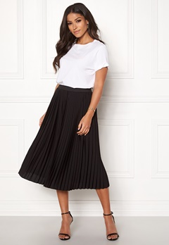 Dr. Denim Kambria Skirt Black Bubbleroom.fi
