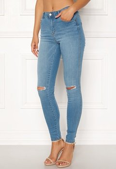 Dr. Denim Lexy Atlantic Blue Ripped Bubbleroom.fi