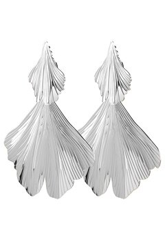 Dyrberg/Kern Drika Shiny Earrings Crystal Bubbleroom.fi
