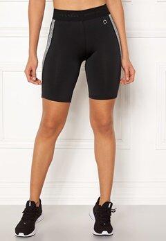 Drop of Mindfulness Bettsy Shorts Black/Grey Mel Bubbleroom.fi
