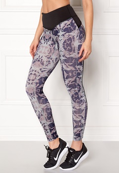 Drop of Mindfulness Bow II Training Tights Mirror Bubbleroom.fi