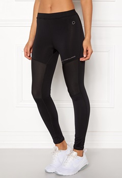 Drop of Mindfulness Cara Training Tights Black Bubbleroom.fi