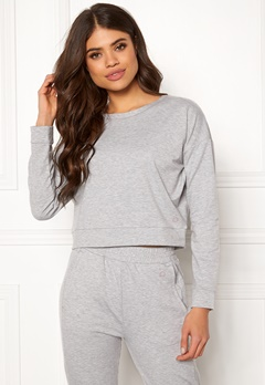 Drop of Mindfulness Charlotte Top Grey Mel Bubbleroom.fi