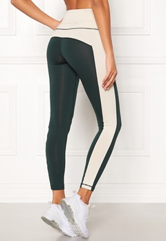 Drop of Mindfulness Emma Fitness Leggings 309 Racing Green Bubbleroom.fi