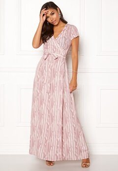 DRY LAKE Nikolina Long Dress Sail Away Print Bubbleroom.fi