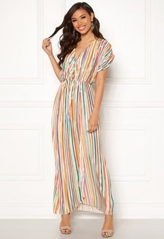 DRY LAKE Sunny Long Dress Carousel Print Bubbleroom.fi
