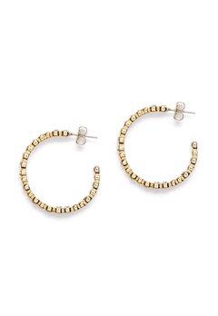 Dyrberg/Kern Nandita Earrings White Bubbleroom.fi
