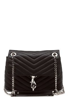 Rebecca Minkoff Edie Xbody Pebble Bag Black Bubbleroom.fi