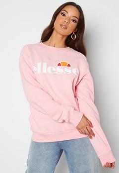 Ellesse El Agata Sweatshirt Crewneck Pink bubbleroom.fi