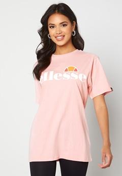 Ellesse El Albany T-Shirt Light Pink Bubbleroom.fi