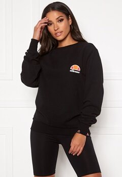 Ellesse El Haverford Crewneck Black Bubbleroom.fi