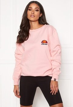Ellesse El Haverford Crewneck Light Pink Bubbleroom.fi