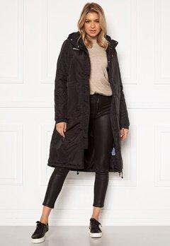 Ellesse Mundia Parka Jacket Outwear Black Bubbleroom.fi