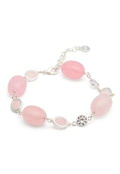 SNÖ of Sweden Emilia Mix Bracelet S/pink Bubbleroom.fi