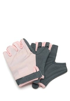 Casall Excercise Glove Wmn 307 Lucky pink/grey Bubbleroom.fi
