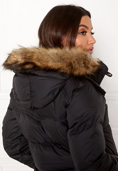 Boomerang Fake Fur Collar Natural Bubbleroom.fi