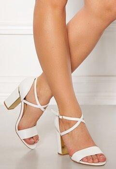 Truffle Fallon High Heel Sandals Wht Bubbleroom.fi