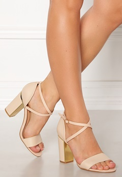Truffle Fallon High Heel Sandals Nude Bubbleroom.fi