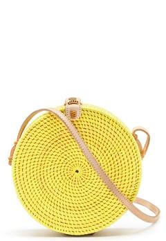 Farrow Rolling Roundie Bag Yellow Bubbleroom.fi
