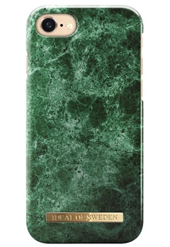 iDeal Of Sweden Fashion Case iPhone Green Marble Bubbleroom.fi