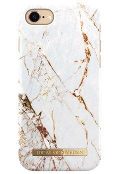 iDeal Of Sweden Fashion Case iPhone Carrara Gold Bubbleroom.fi