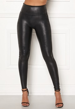 Spanx Faux Leather Leggings Black Bubbleroom.fi