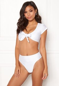 Elsa & Rose Swimwear Faye Top White Bubbleroom.fi