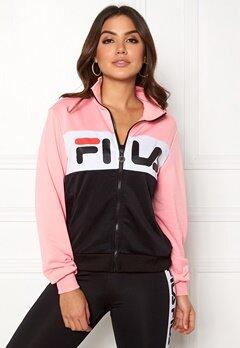 FILA Bronte Track Jacket Coral Blush Bubbleroom.fi