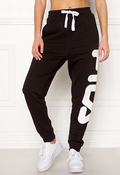 FILA Classic Basic Sweatpants Black Bubbleroom.fi