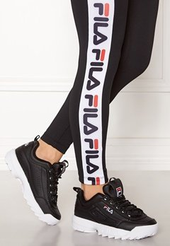 FILA Disruptor Low Black Bubbleroom.fi