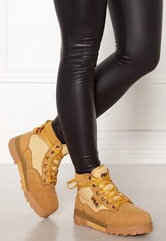 FILA Grunge Mid Wmn Boots Chipmunk Bubbleroom.fi