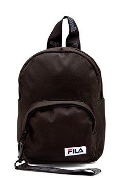 FILA Mini Strap Backpack 002 Black Bubbleroom.fi