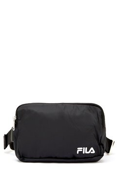 FILA Nylon Waist Bag Monki 002 Black Bubbleroom.fi